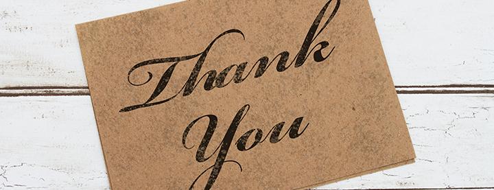 Thank You OAAPN Members