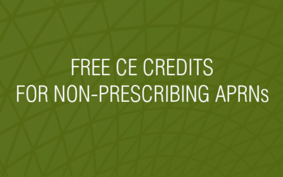 Free CE on Effects of HB 216  for Non-Prescribing APRNs