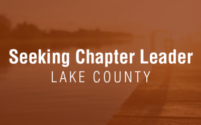 Seeking Lake County Chapter Leader