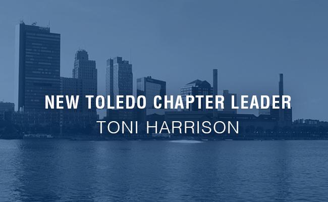 New Toledo Chapter Leader
