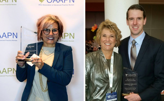 OAAPN Recognizes Excellence in Practice and Advocacy