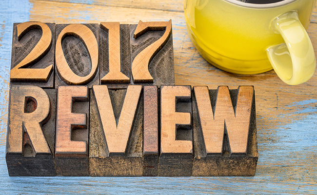 Top Posts from 2017
