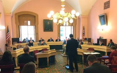 OAAPN President Jesse McClain Testifies Regarding the 30 MED Rule