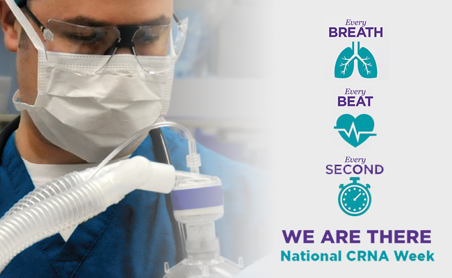 OAAPN Celebrates National CRNA Week
