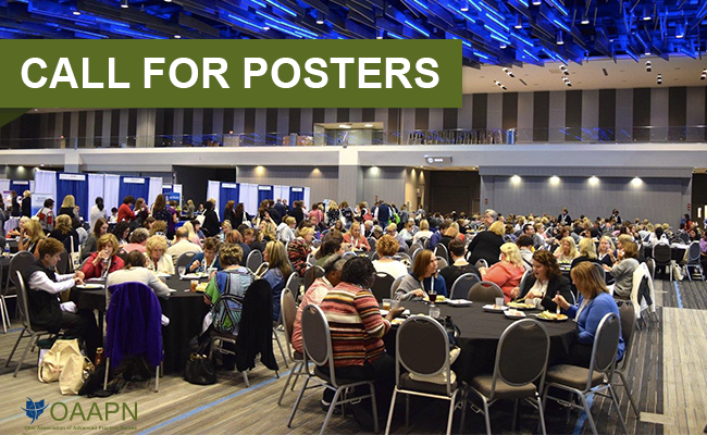 Call For Posters For OAAPN Statewide Conference