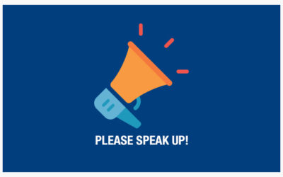 Please Speak Up! – A Message from Jesse McClain, OAAPN President