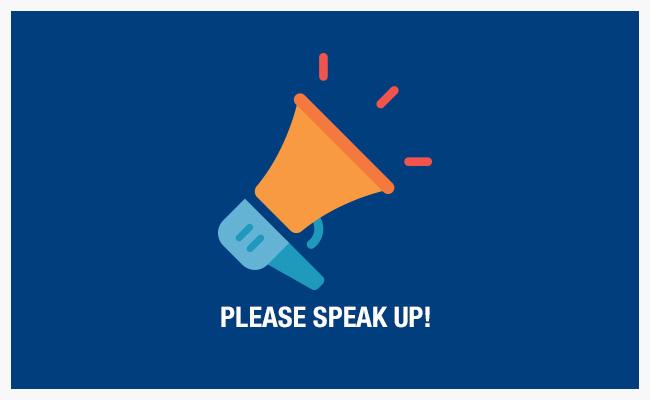 Please Speak Up! – A Message from Jesse McClain, OAAPN President