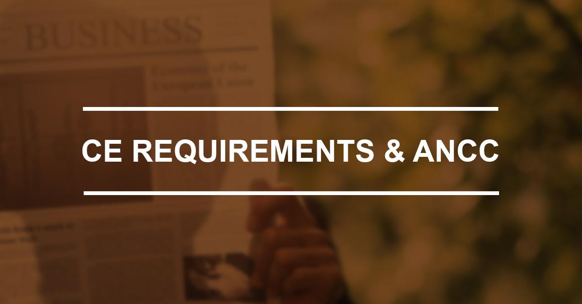 ce requirements ancc ohio aprn license