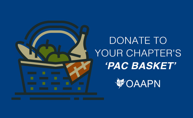 Donate to Your Chapter's 'PAC Basket'