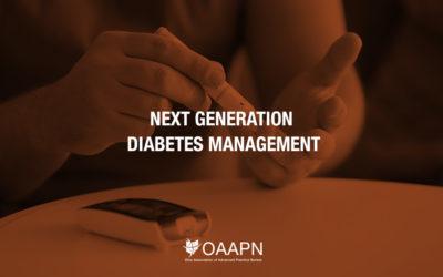 Next Generation Diabetes Management