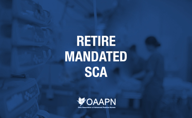 OAAPN's HB-726 Would Retire Mandated SCA