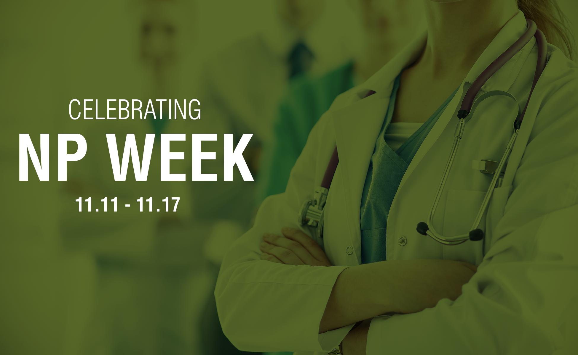 Nurse Practitioner Week 2018
