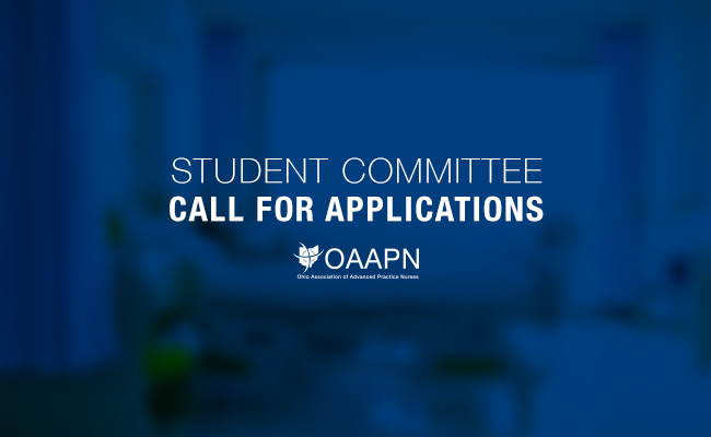 OAAPN Board Student Committee — Call for Applications