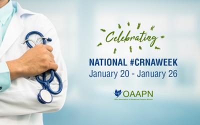 Celebrating National CRNA Week
