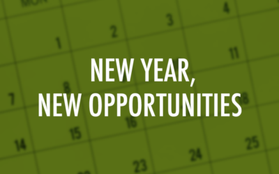 New Year, New Opportunities