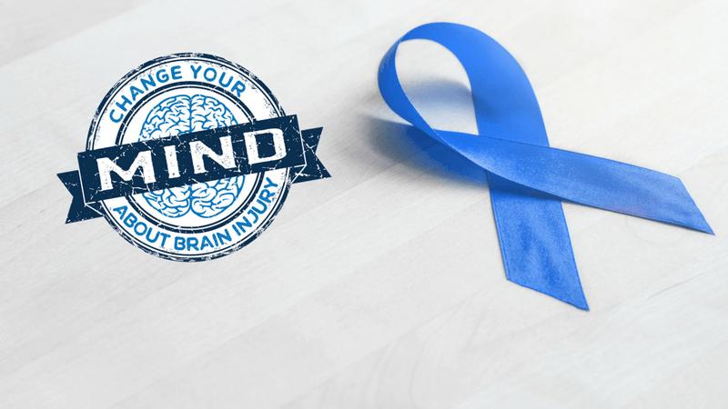 Traumatic Brain Injury Awareness Month