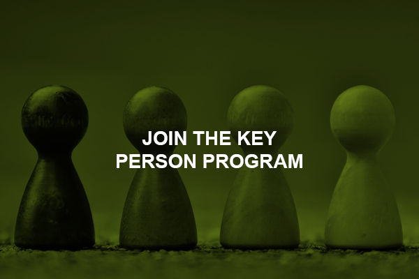 Calling All APRN leaders! Join the Key Person Program