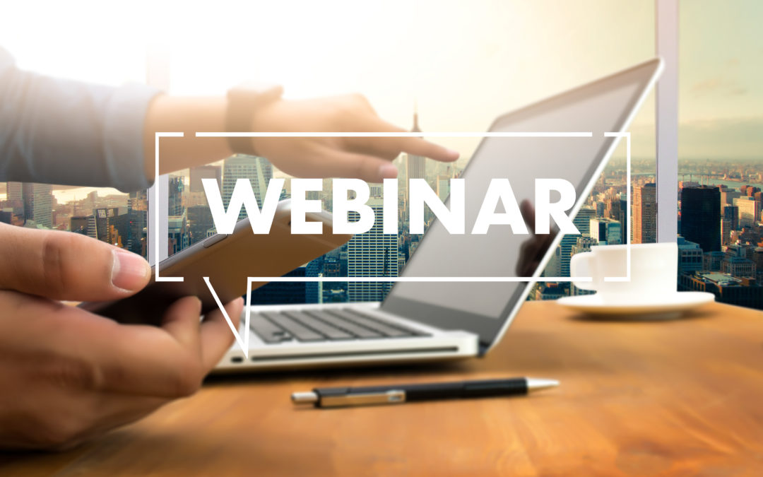April Ask A Specialist Webinar