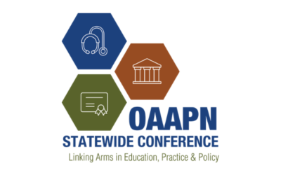 Save the Date for the OAAPN Statewide Conference