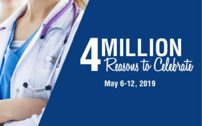 Celebrating National Nurses Week May 6-12