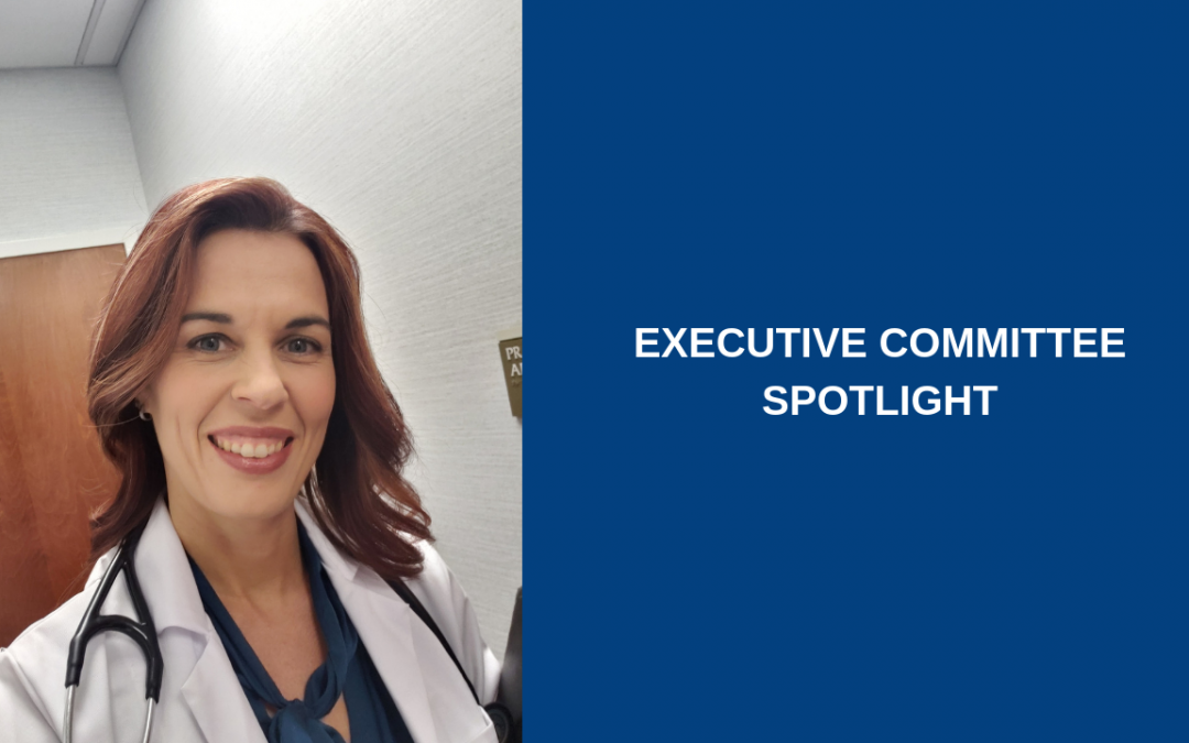 Executive Committee Spotlight: Joscelyn Greaves, MSN, APRN-CNP