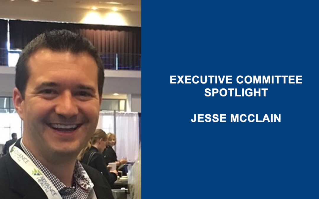 Executive Committee Spotlight: Jesse McClain IV, DNP, APRN-CNS