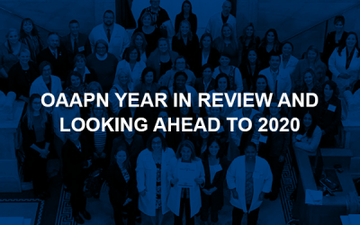 OAAPN Year in Review and Looking Ahead to 2020