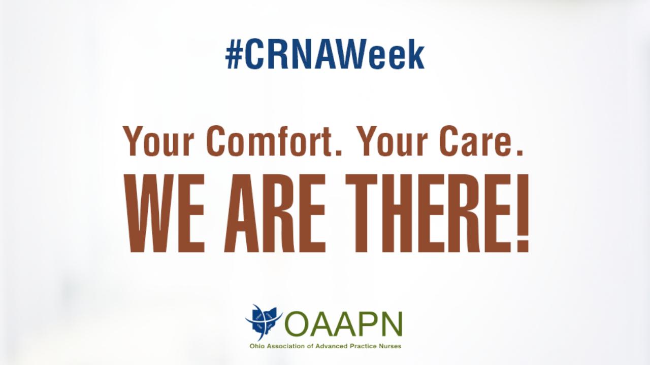 CRNA Week