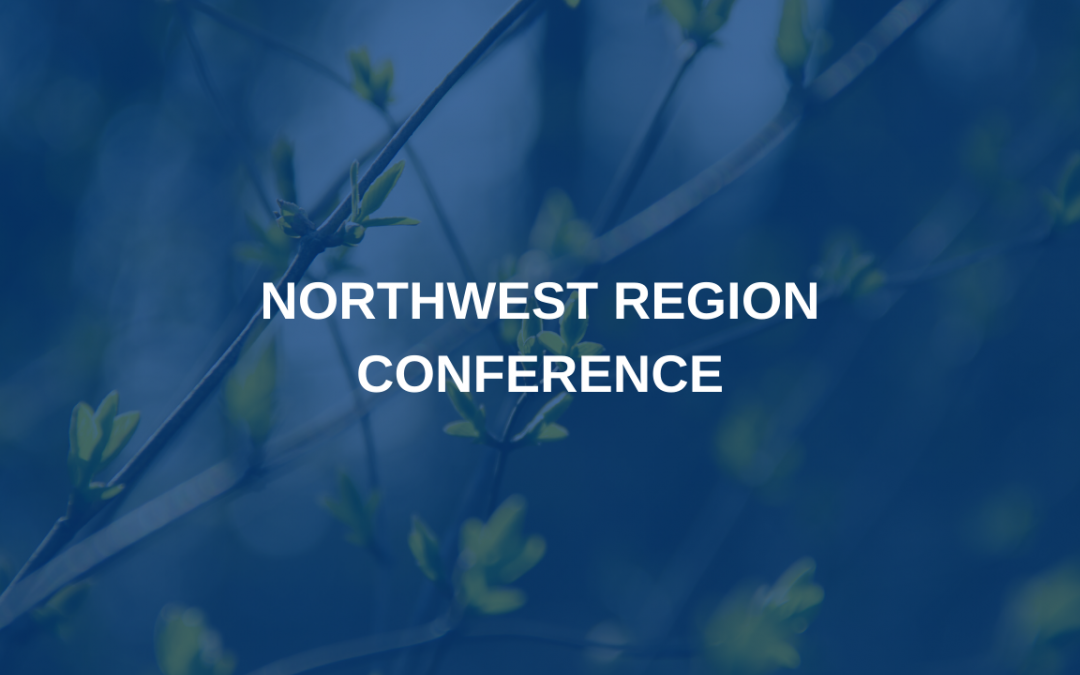 Northwest Region Spring Conference