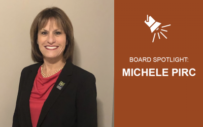 Board Member Spotlight: Michele Pirc