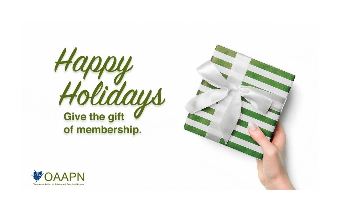 Give the Gift of Membership This Holiday Season