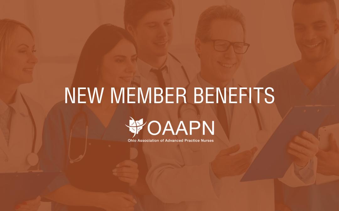 New Member Benefits