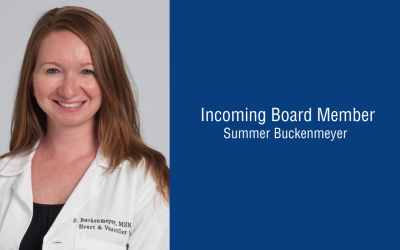 Introducing Board Member, Summer Buckenmeyer