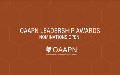OAAPN Leadership Awards | Nominations Now Open