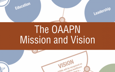The OAAPN Mission and Vision