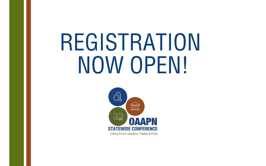 Statewide Conference Registration