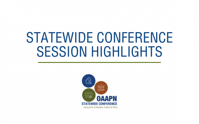 2021 Statewide Conference Session Highlights