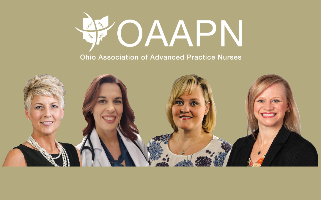 Meet Your OAAPN Executive Committee