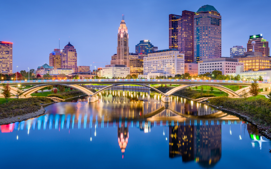 Exploring Columbus, Ohio During the 2021 Statewide Conference